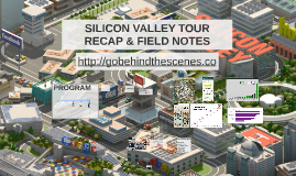 Copy of Silicon Valley 2015 Recap