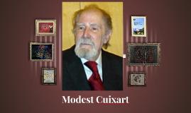 Modest Cuixart