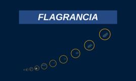 FLAGRANCIA