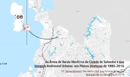 As Áreas de Borda Marítima da Cidade de Salvador e sua Image