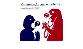 Comunicação com o paciente