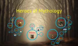 Copy of Heroes of Mythology