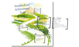 Standardized Achievment Tests