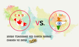 Canada vs. India