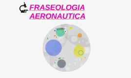 FRASEOLOGIA AERONAUTICA