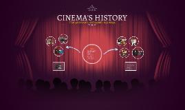 Copy of CINEMA'S HISTORY
