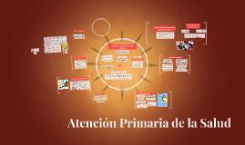 Atención Primaria de la Salud (parte 1)