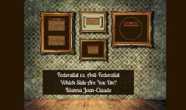 02.03 Federalist vs. Anti-Federalist