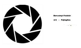 Copy of Digitális fotók előhívása - Developing digital photographs