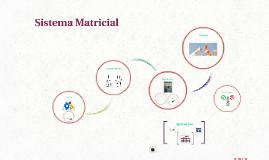 Sistema Matricial