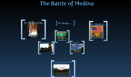 Copy of Battle of Medina