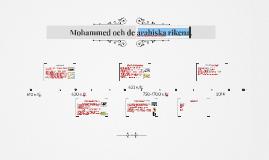 Mohammed och de arabiska rikena