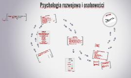 Psychologia rozwojowa i osobowości zaj.1