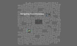 Navigating Team Dynamics