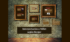 Interpretación (Berger)