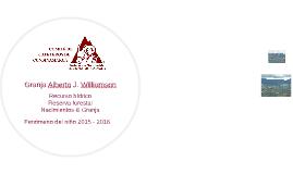 Granja Alberto J. Williamson