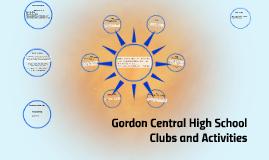 Gordon Central High School