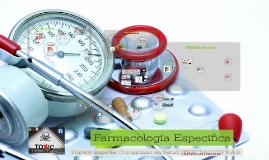 Farmacología Especifica
