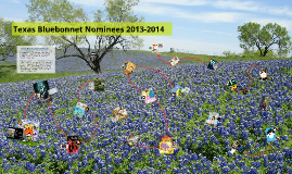 Copy of Copy of Bluebonnet Nominees 2013-2014