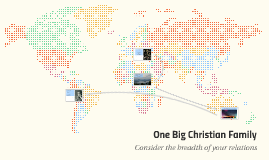 One Big Christian Family