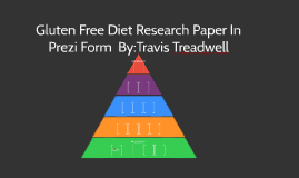 Gluten Free Diet Research Paper In Prezi Form