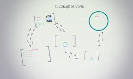 EL CORAJE DE VIVIR
