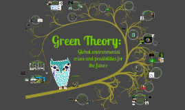 Wk 12 - INT235 - Green Theory