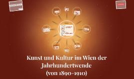 Kunst und Kultur im Wien der Jahrhundertwende