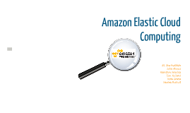 Copy of Amazon Cloud Computing