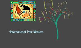 International Peer Mentors Orientation