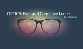 OPTICS: Eyes and Corrective Lenses