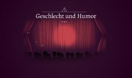 Geschlecht und Humor