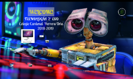 Copia de   Presentación Tecnologías 2º // 2016-2017
