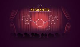 SYARAHAN