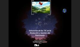 Valoración de las TIC en la Protección y Gestión del Patrimo