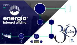 Energía Integral Andina S.A. 2016