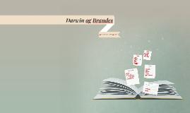 Darwin og Brandes