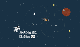 SHAD Valley 2015: