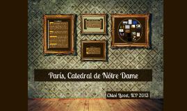París, Catedral de Nôtre Dame