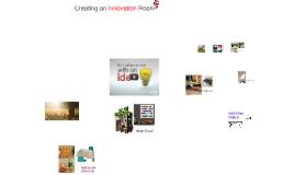 Creating an Innovation Room
