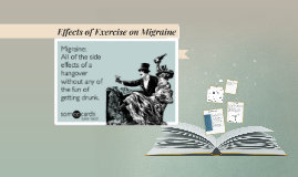 Effects of Exercise on Migraine