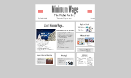 Copy of Minimum Wage