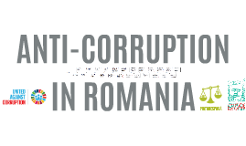 ANTI-CORRUPTION in Romania, 20+ years