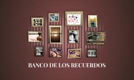 BANCO DE LOS RECUERS
