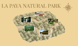 LA PAYA NATURAL PARK