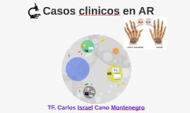casos clincos en AR