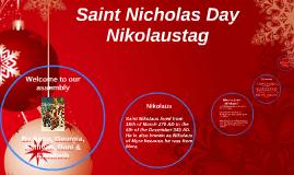 Saint Nicholas Tag