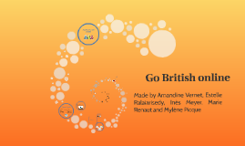 Go British online