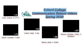 EC CommReboot Spring 2018