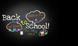 Copy of Back To School Night Presentation